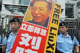 Liu Xiaobo wins Nobel Peace prize