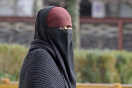 French court approves veil ban