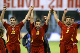 Montenegro march on