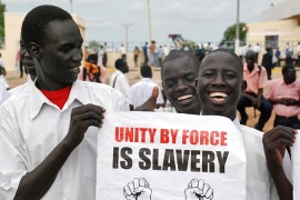 Sudan: One country or two?
