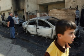 Christians targeted in Iraq attacks