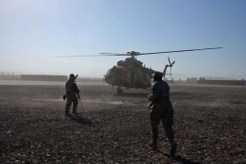 US to present Afghan pullout plan