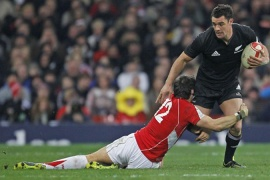 All Blacks secure fourth Grand Slam