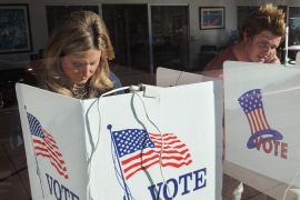 US Midterms: Rise of the tea party