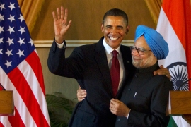 Obama backs India for top UN seat