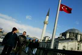 Turkish identity at a crossroads