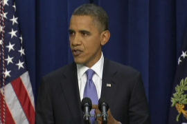 Boosts for Obama after poll losses