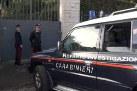 Security tight after Rome blasts
