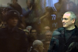 Russia rejects trial criticism