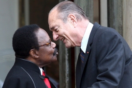 Gabon 'siphoned funds' to France