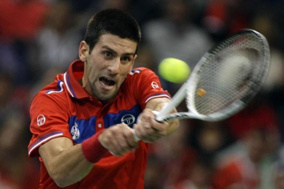 Djokovic Ready To Challenge Nadal Serbia News Al Jazeera