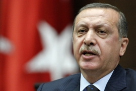 Turkey PM slams US 'slander'