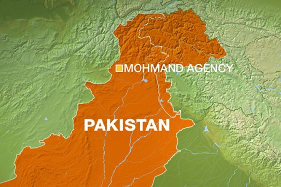 The blast occurred on Wednesday in the Safi town of Mohmand agency along the Afghan border [Al Jazeera]