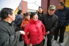 Dozens killed in China mine blast