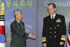 N Korea 'stages military drills'