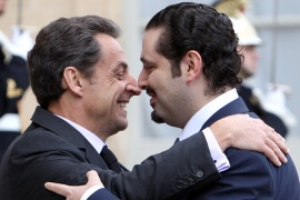 Hariri asked to be caretaker PM