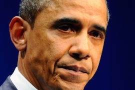 Obama: Noose tightening on Gaddafi