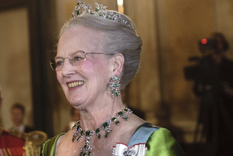 Denmark(***)s Queen Margrethe II was not born to be monarch as at the time of her birth, only males could ascend the country(***)s throne [EPA]
