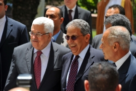 "Erekat ""told Amr Moussa to behave"""