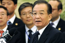 China leader calls for reforms