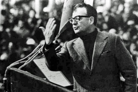 Former Chilean president Salvador Allende allegedly killed himself after the military coup [Reuters]