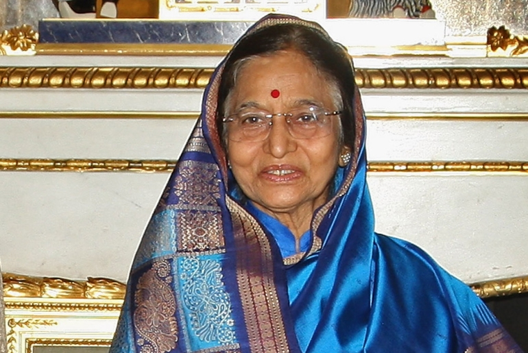 Prathibha Patil assumed office as India(***)s first woman president on July 25, 2007 [GALLO/GETTY]