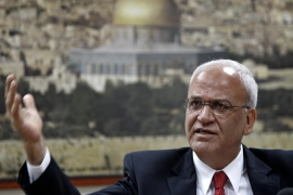 Erekat quits over Palestine Papers
