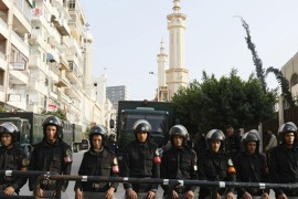 Egypt probes Coptic church attack