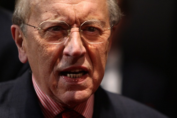 Sir David Frost spent almost five decades as a television star [GALLO/GETTY]