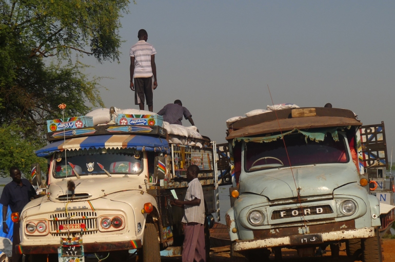 Many southern Sudanese displaced by conflict are finally returning home  [Peter Moszynski]