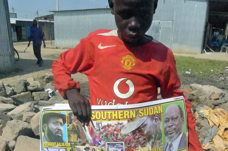 On January 9, 2011, the people of southern Sudan will vote on whether to become an independent state [Peter Moszynski]