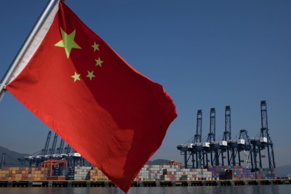 The findings of AidData's report raises questions about China's role as one of the large economies that has agreed to a 'common framework' to help poorer nations cope with the financial pressure of COVID-19, one of the report's authors says [File: Daniel Berehulak/Getty Images]
