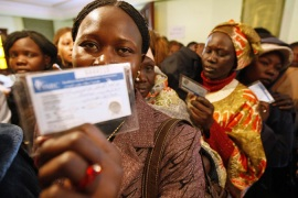 First day of south Sudan vote ends
