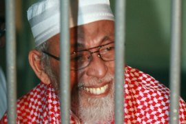 Indonesia seeks life in jail for cleric