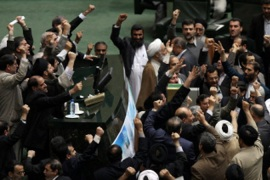 Iran confirms deaths in protest
