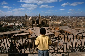 Egypt's forgotten children