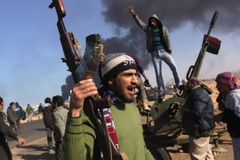 Libya: The propaganda war