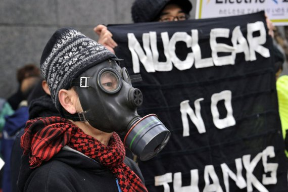 Global blacklash against nuclear energy after Fukushima resulted in part from the lack of knowledge [AFP]