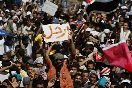 Yemen MPs quit ruling party