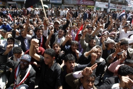 Anger grows against Yemen's ruler