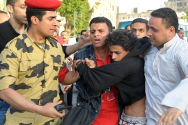 Could Egypt's revolution be stolen?