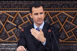 Assad forms new Syrian government