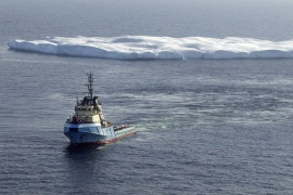 WikiLeaks: A battle to 'carve up' the Arctic
