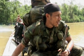 Life inside Colombia's FARC