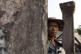 Who does the Preah Vihear temple belong to?