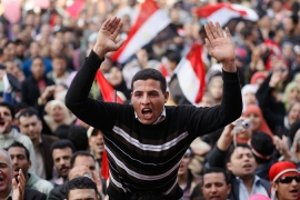 Poll: Egypt optimistic but worried about jobs