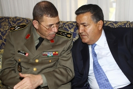 Former Tunisia minister warns of coup risk