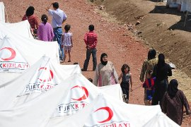 Aid group seeks access to Syrian civilians