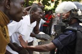 Senegal drops new law amid protests