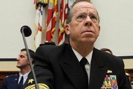 US military chief says Afghan pullout 'risky'